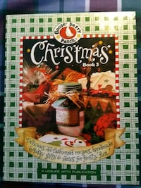Christmas cookbook Fairfax, 22033
