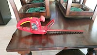 red and black hedge trimmer Mission Viejo, 92691