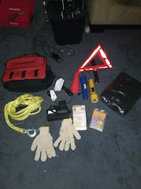 Emergency car kit Tacoma, 98409