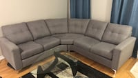 Sofa + coffee table (both included in listed price) 555 km