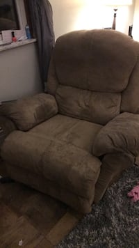 Free! Couch, love seat, recliner