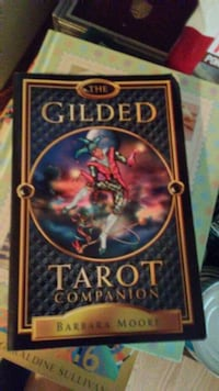 Tarot and Oracle cards Thornville, 43076