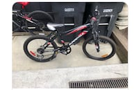 Supercycle bike. Roughly for grade 4 or 5 I think. Burnaby, V5B 1H1
