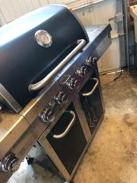 black and gray gas grill Nashville, 31639
