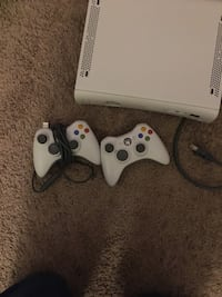 Xbox 360 with 22 games and 2 controllers North Chesterfield, 23235