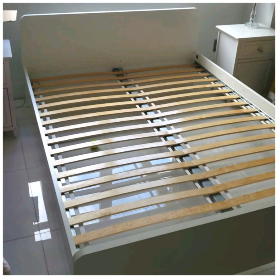 Queen Bed Frame 1