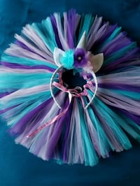 Unicorn tutu/headband  Phoenix, 85033