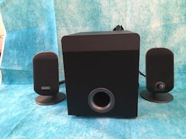 NEUTAC 2.1 Multimedia Computer Speakers