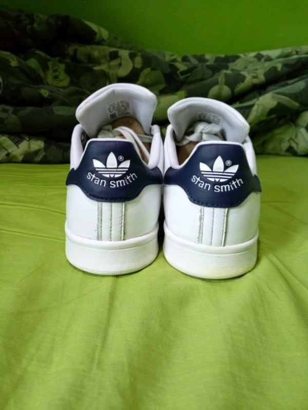 USED Adidas Stan Smith Navy Blue (Mens) 36949c31-4094-444e-bc64-a3c721d07bb0
