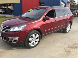 ***CLEAN CARFAX*** 2015 Chevrolet Traverse LTZ -- GUARANTEED CREDIT APPROVAL!