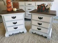 Matching nightstands/end tables  Humble, 77346