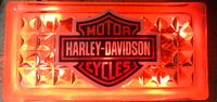 Harley light up diamond pattern Oblong  brick m