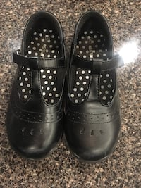 Mary Jane shoes (black) size 10T Abbotsford, V2T 5P8