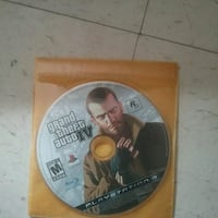 PS3 game GTA  Winnipeg, R3B 2S6