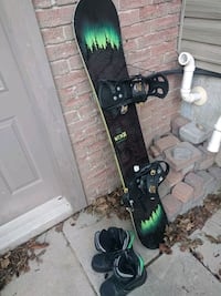 Snowboard combo deal!!! ($300 value) Barrie, L4N 4S5