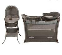 graco pack and play day 2 night Toronto, M9R 4B2