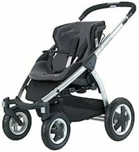 Maxi cosi stroller and accessories