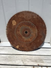 Old Saw Mill Blade Norfolk, 23503