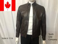 Leather jackets for men - genuine leather Mississauga, L5M 7L9