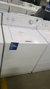 Whirlpool washer 27inches!  Queens
