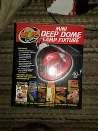 Dome Lamp Fixture **NEW Bakersfield, 93308