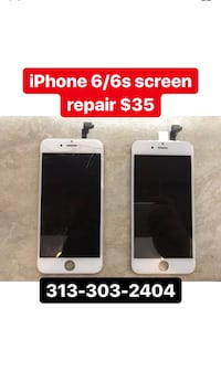 IPhone screen repair Southfield