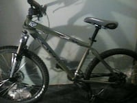black and gray hardtail mountain bike Burnaby, V3N 1N3
