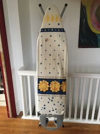Solid Ironing Board