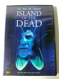 Island of the Dead dvd Baltimore