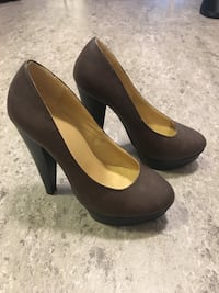 Brune pumps