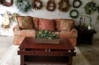 Couch $100/Coffee table $100/End table $50 (OBO) ☆SMOKE FREE HOME☆