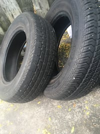 P185/70R14 Winter tires 4 Kitchener, N2A 2M4