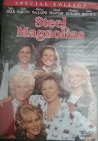 Steel Magnolias (DVD – Julia Roberts and Sally Field) Phoenix