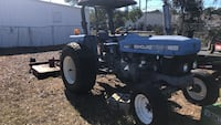 New Holland 4630 Tractor & 8' Hardee Mower Safety Harbor, 34695