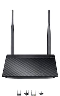 Asus RT-N12 Wireless N Router Sarnia, N7T 3E1