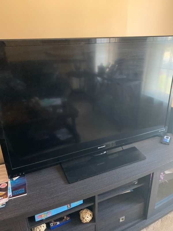 "50"" Sharp LED TV"