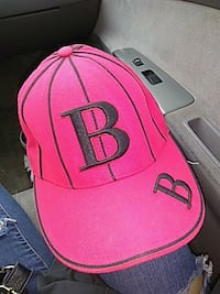 Black and red baseball cap  San Antonio, 78214