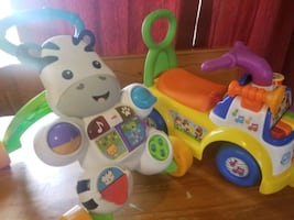 Lights and music baby/toddler toy