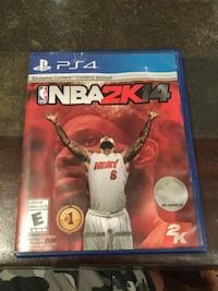 NBA 2k 14 for ps4 Milton, L9T 0G3