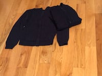 2 Girls - School Uniform Sweater - Size 7/8 - New Laval, H7X 3X2