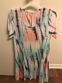 Tie dye dress Greenville, 29607