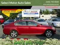 2007 Lexus GS 350 Base AWD 4dr Sedan Lynnwood, 98087
