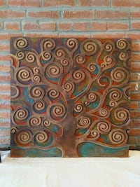 Beautiful tree painted on wood.  Excellent conditi Baltimore, 21223