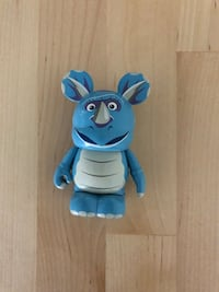 Disney toy story trixie vinylmation collectible  Los Angeles, 90034