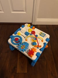 Baby kids 2in1 activity table