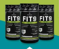 Fit 9 Sascha Fitness fat loss support