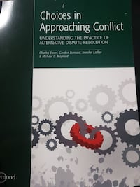 Choices in Approching Conflict
