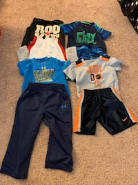 Toddler boy size 18 months clothes Wesley Chapel, 33544