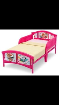 2 Pink Toddler Beds Capitol Heights, 20743