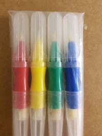 Brush Tip Markers